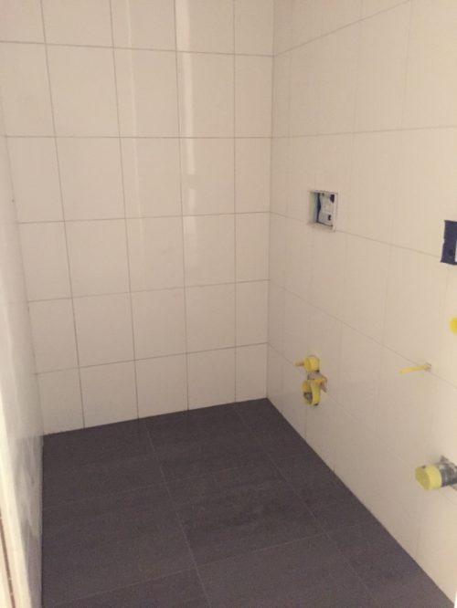 Betegeling toilet ruimtes en keukens